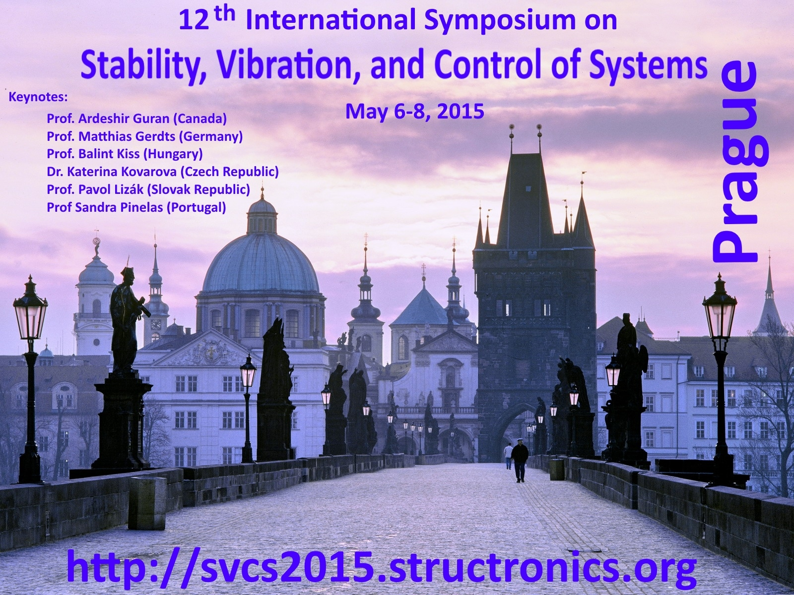 SVCS2015 Charles Bridge